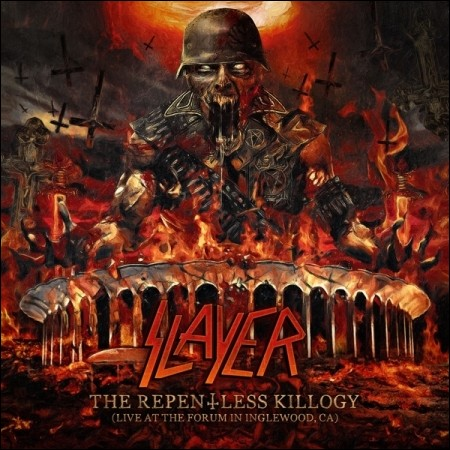 SLAYER - THE REPENTLESS KILLOGY…LIVE AT THE FORUM [2CD]