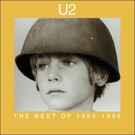 U2 - THE BEST OF (1980~1990)