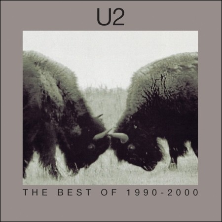 U2 - THE BEST OF 1990~2000