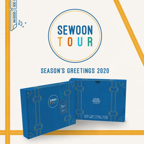 정세운(JEONG SEWOON) - [JEONG SEWOON 2020 SEASON'S GREETINGS]