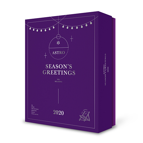 아스트로(ASTRO) - [2020 SEASON'S GREETINGS RELAXING VER.]