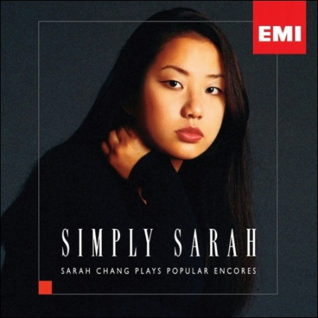 사라 장(장영주) SIMPLY SARAH - POPULAR ENCORES