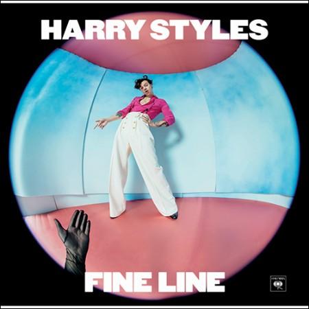 HARRY STYLES(해리 스타일스) - 정규 2집 [FINE LINE]