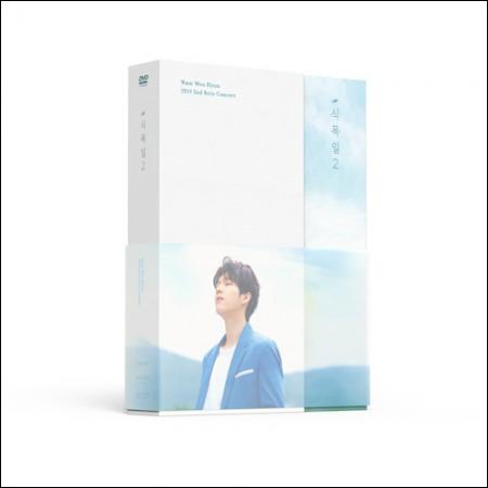 남우현(NAM WOO HYUN) - [남우현 2019 2nd Solo Concert [식목일 2] DVD]