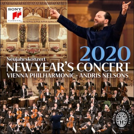 THE VIENNA PHILHARMONIC AND ANDRIS NELSONS(안드리스 넬슨스&빈 필하모닉) - [NEW YEAR'S CONCERT 2020]