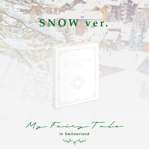 LEE JIN HYUK-Photobook [MY FAIRY TALE] (SNOW VER.)
