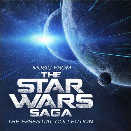 Music From The Star Wars Saga(스타워즈) - [The Essential Collection]