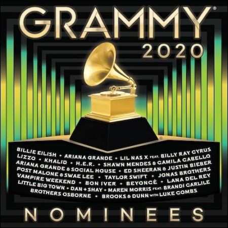 VARIOUS ARTISTS - [2020 Grammys® Nominees] (EU 수입반)