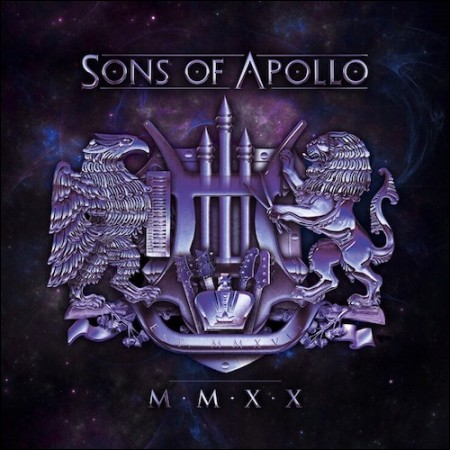SONS OF APOLLO - [MMXX] (2CD LIMITED EDITION)