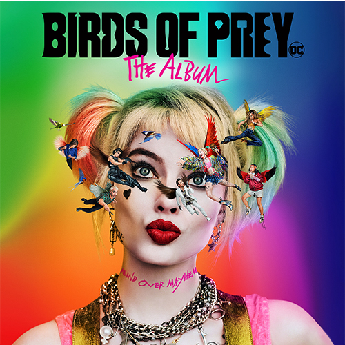 BIRDS OF PREY: THE ALBUM - OST (EU 수입반)