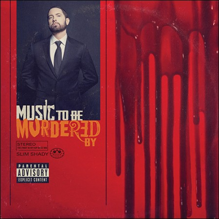 EMINEM(에미넴) - [MUSIC TO BE MURDERED BY]