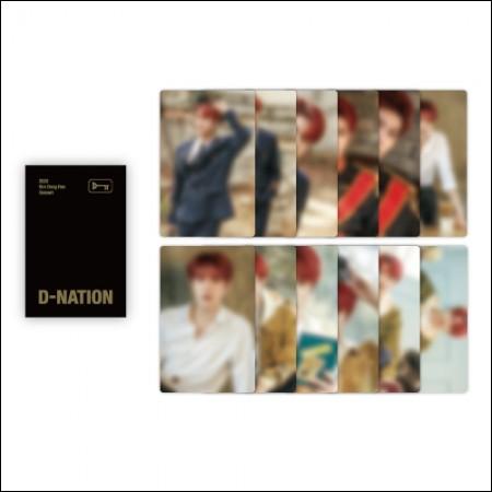김동한(KIM DONG HAN) - [D-NATION] / PHOTOCARD SET(포토 카드 세트)
