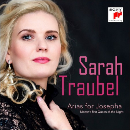SARAH TRAUBEL(사라 트라우벨) - [ARIAS FOR JOSEPHA]