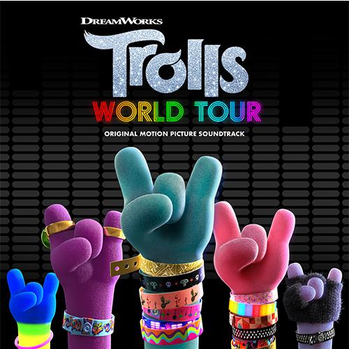 TROLLS : WORLD TOUR - OST