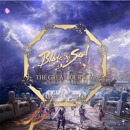 블레이드 & 소울 - OST [위대한 여정] (3CD) (재발매)