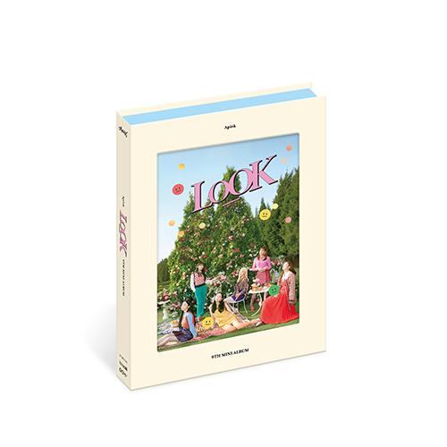 에이핑크(APINK) - 미니9집 [LOOK] (YOS VER.)