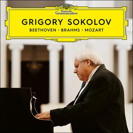 GRIGORY SOKOLOV(그리고리 소콜로프) - [BEETHOVEN, BRAHMS, MOZART] (2CD + DVD)