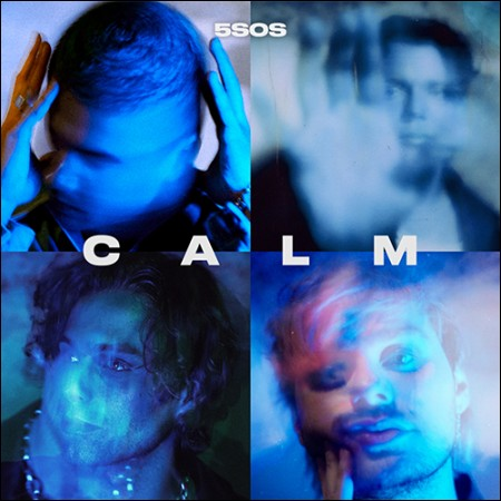 5 SECONDS OF SUMMER(5 세컨즈 오브 서머) - [CALM] (INTERNATIONAL DELUXE)