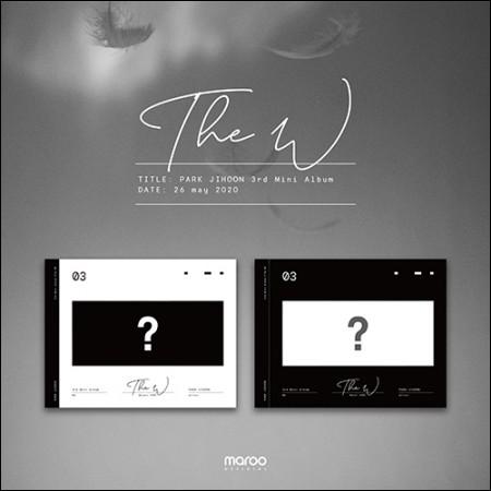 [세트] 박지훈 - 미니3집 [THE W]