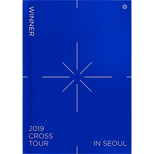 WINNER(위너) - [WINNER 2019 CROSS TOUR IN SEOUL] (DVD+LIVE CD)