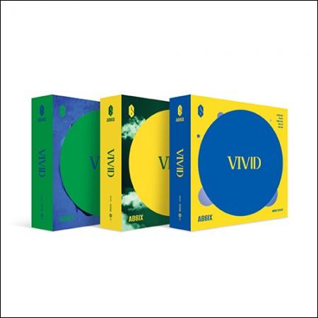 에이비식스(AB6IX) - 2ND EP [VIVID] (버전 3종 중 랜덤)