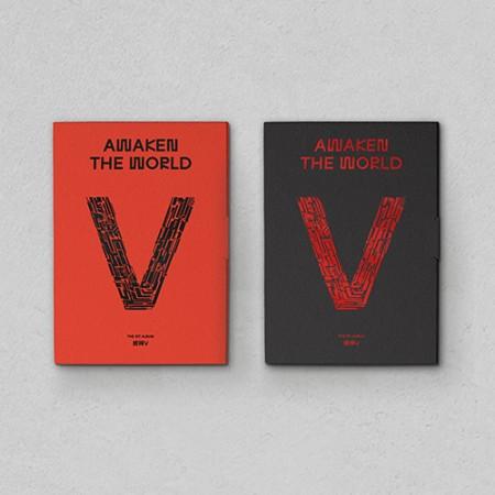 WayV(웨이션브이) - 정규 1집 [AWAKEN THE WORLD] (2종 중 랜덤)