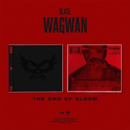 블라세 (BLASE) - 2ND EP ALBUM WAGWAN
