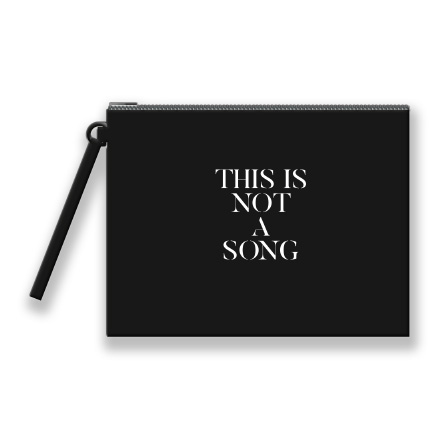 JUN. K (준케이) - [THIS IS NOT A SONG] / POUCH (파우치)