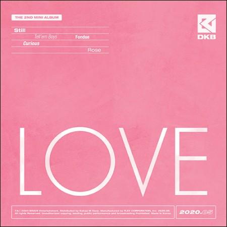 다크비(DKB) - 미니2집 [LOVE]