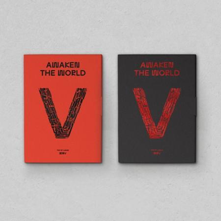 WayV(웨이션브이) - 정규 1집 [AWAKEN THE WORLD] 세트