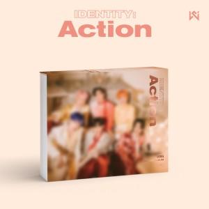 위아이(WEi) - 3rd Mini Album [IDENTITY : Action (Ocean ver.)]