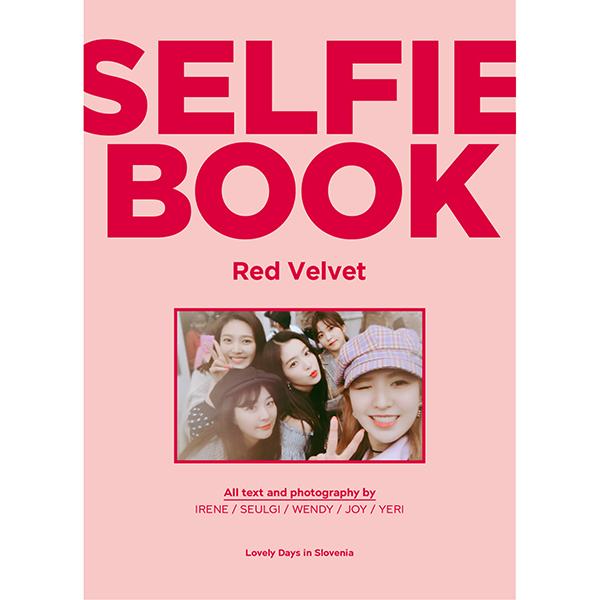 Red Velvet-Red Velvet Selfie Book #2 (SELFIE BOOK: RED VELVET #2)