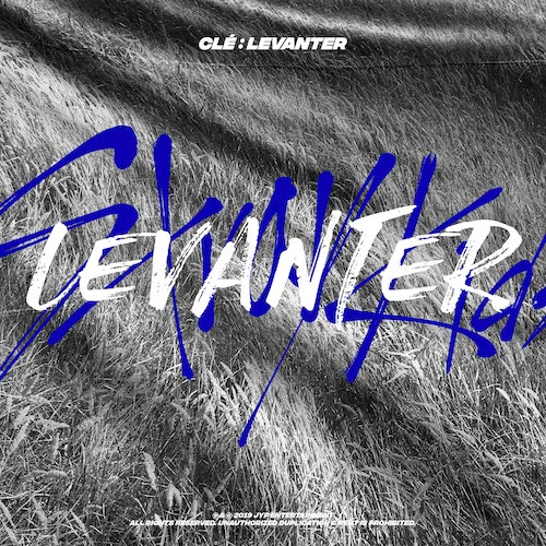 Stray Kids (STRAY KIDS)-CLE: LEVANTER (mini album) regular class