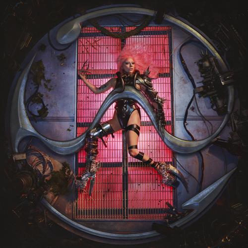 LADY GAGA-6th regular album [CHROMATICA]