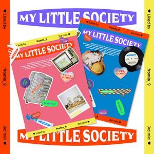 Promise Nine(FROMIS_9)-[My Little Society]