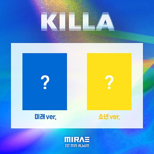 [세트] 미래소년 - 미래소년 [KILLA - MIRAE 1st Mini Album] 세트