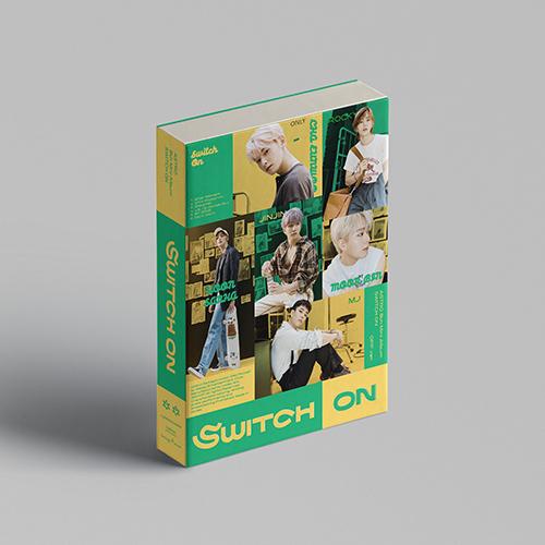 아스트로(ASTRO) - 8th Mini Album [SWITCH ON] (OFF Ver.)