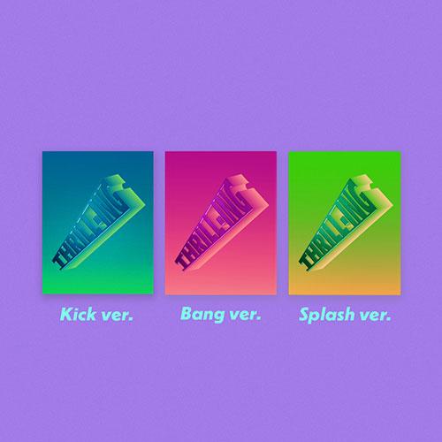 더보이즈(THE BOYZ) - 6TH MINI ALBUM [THRILL-ING] SET Ver.