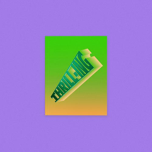 더보이즈(THE BOYZ) - 6TH MINI ALBUM [THRILL-ING] SPLASH Ver.
