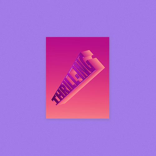 더보이즈(THE BOYZ) - 6TH MINI ALBUM [THRILL-ING] BANG Ver.