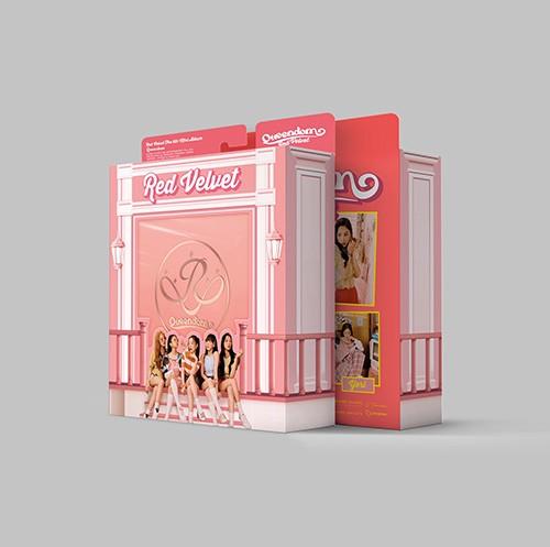 레드벨벳(Red Velvet) - 미니 앨범 6집 [Queendom] (Girls Ver.)
